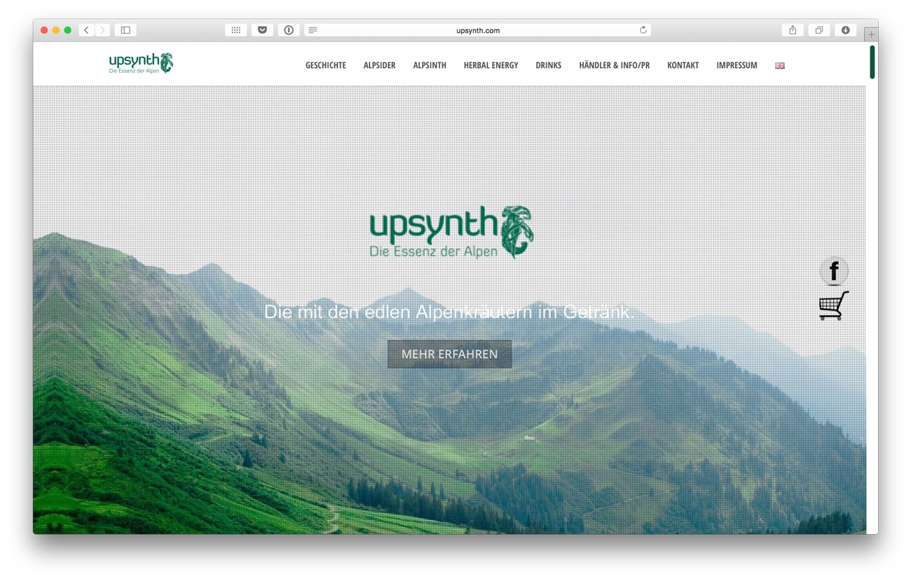 Upsynth Web Design