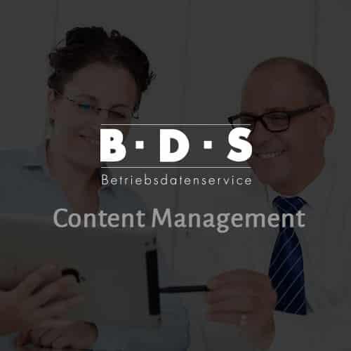 BDS Betriebsdatenservice