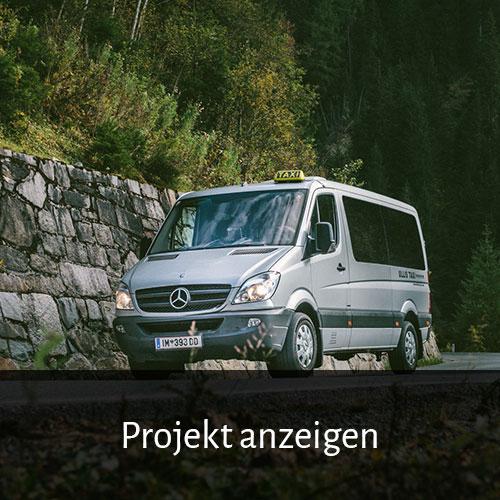 Taxi Sölden