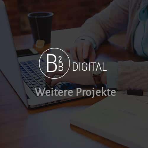 b2b digital Projekte