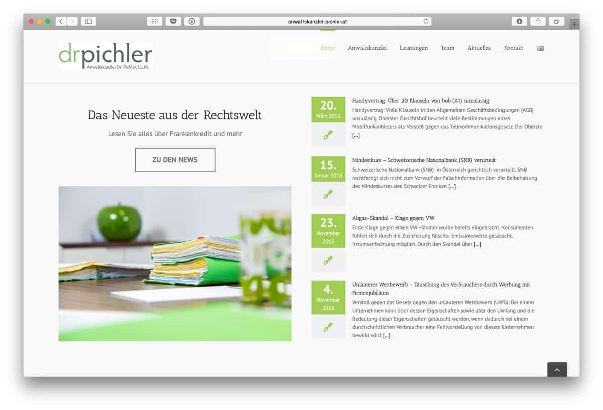 Anwaltskanzlei Pichler